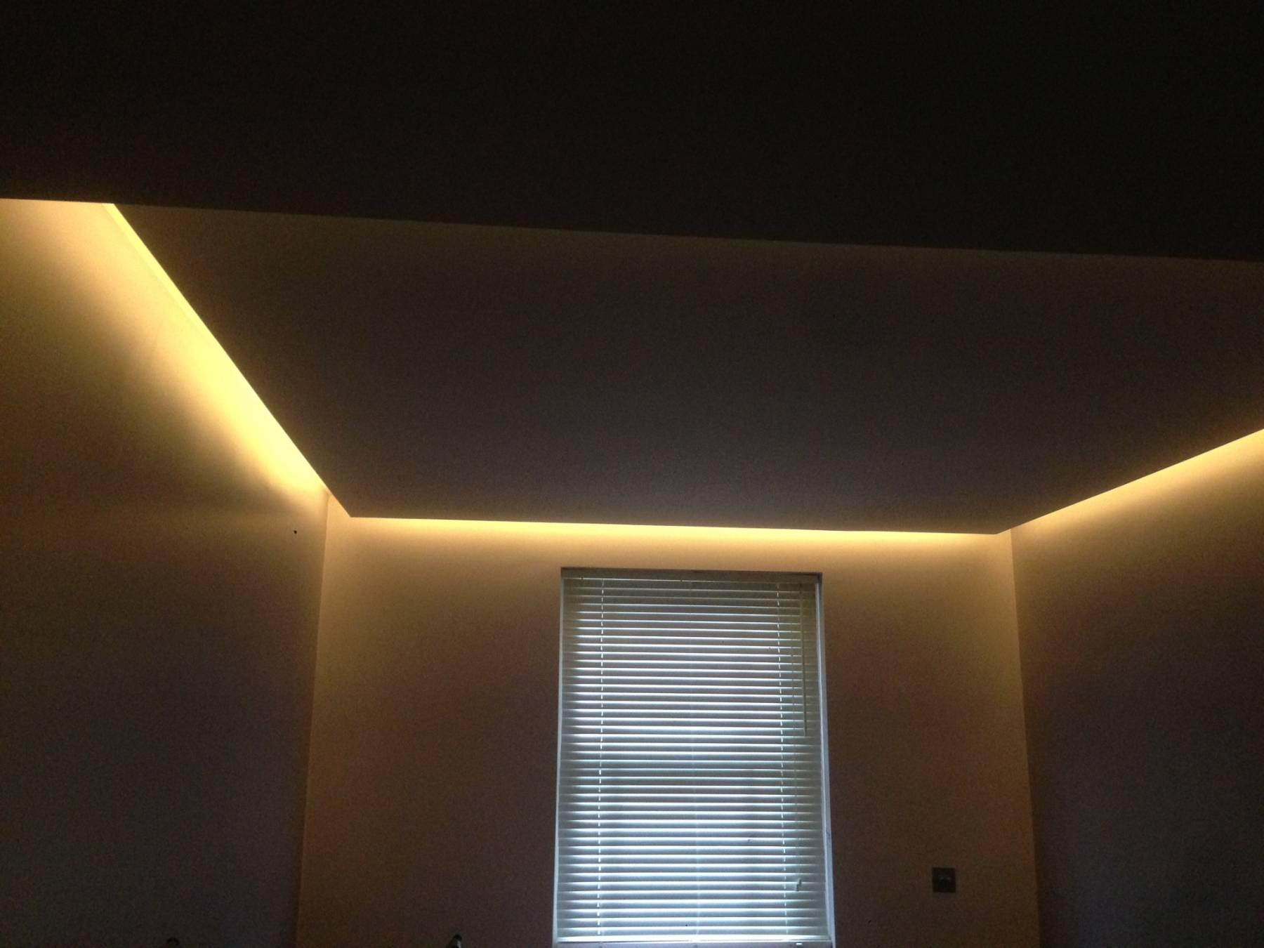 Project Shadow Gap Lighting Case Study